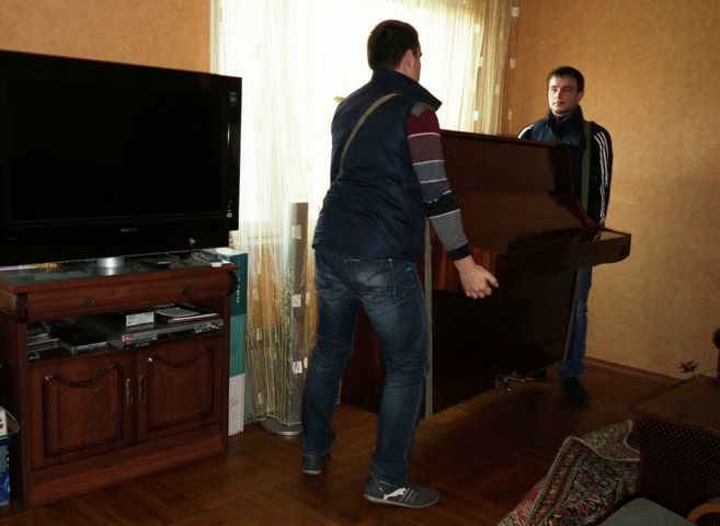 переноска пианино